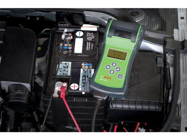 Bosch BAT 131 Battery Tester Pic 4