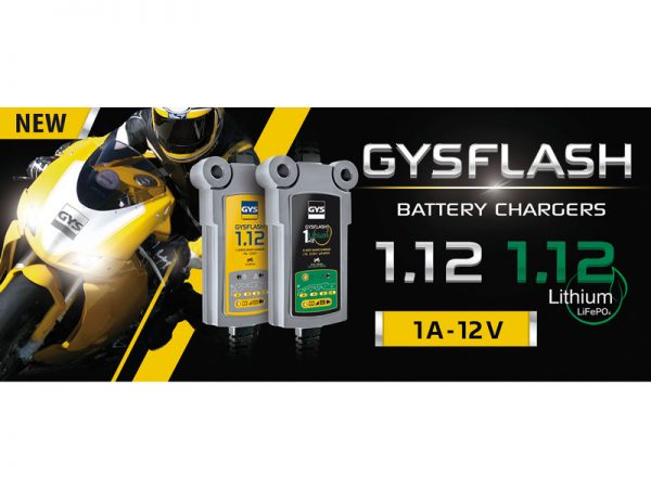 GYSFlash Lithium 1.12 Battery Charger Pic 5