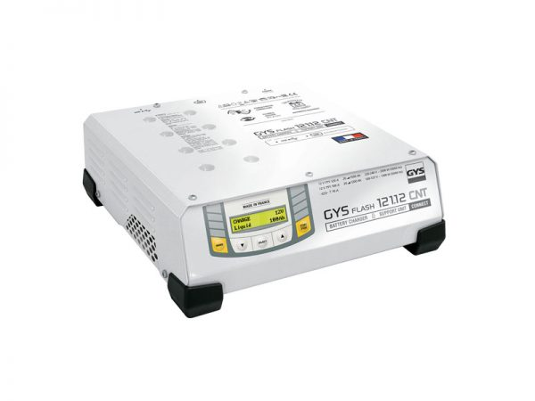 GYSFlash 121.12 CNT FV Battery Charger Pic 1